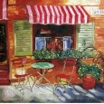 Patio Scenes (Decorative Art) Posters