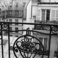 Paris Hotel I Kunsttryk af Alison Jerry