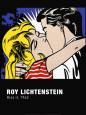 Kiss II, c.1962 Kunsttryk af Roy Lichtenstein