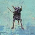 Hunde (dekorativ kunst) Posters