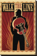 Walk the Line Posters