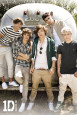 One Direction Band Members Posters