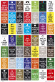 Mots et citations (art décoratif) Posters