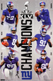 New York Giants Posters