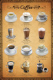 Espresso Posters