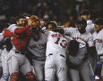 2004 Redsox ALCS Celeb Art Print