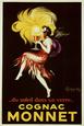 Cognac Monnet, ca. 1927 Plakat
