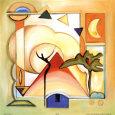 Fun in the Sun III Umělecká reprodukce od Alfred Gockel