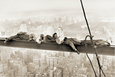 Men on Girder, 1930 Plakat