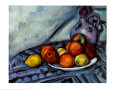Naturaleza muerta Lámina por Paul Cézanne
