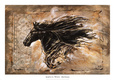 Horses (Decorative Art) Posters