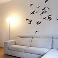 Uçan Kuşlar Duvar Çıkartması
