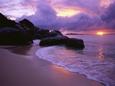 The Baths in Virgin Islands Lámina fotográfica por Nik Wheeler