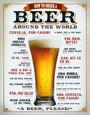 Carteles de chapa de cervezas Posters