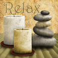 Spa & Relaxation Art Posters