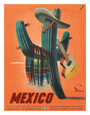 Mexique Posters