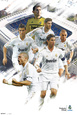 Real Madrid FC Posters