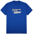 Men's Liquor T-Shirts Posters