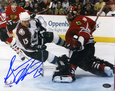 Hockey Autographed Photography Posters