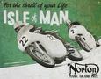 Motocyklové závody Posters