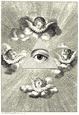 Daniel Nicholas Chodowiecki (Eye of Providence) Art Poster Print Plakat