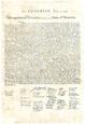 Deklarace nezávislosti (Declaration of Independence) Posters