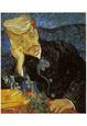 Portrait of Doctor Gachet (van Gogh) Posters