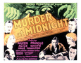Murder at Midnight (1931) Posters