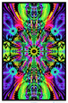 Blacklight Posters Posters