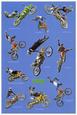 Motokros Posters