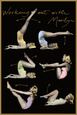 Marilyn Monroe (Working Out) Movie Poster Print Plakat