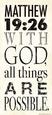 Bibelvers Posters