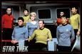 Star Trek- Cast plakat