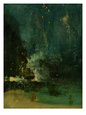James Abbott McNeill Whistler Posters