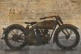 Motorcykler Posters