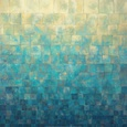 Cascada Lámina por Janelle Kroner