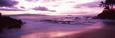 Maui Coast at Sunset, Makena, Maui, Hawaii, USA Reprodukcja zdjęcia według Panoramic Images