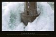 Fyrtårne (farvefotografi) Posters