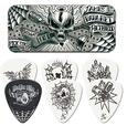James Hetfield - So What Guitar Picks Plektre
