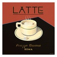 Latte Posters