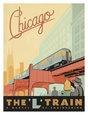 Imgenes antiguas de Chicago Posters