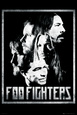 Foo Fighters-Group Plakat