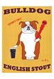 Bull Dog English Stout Edición limitada por Ken Bailey