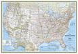Mapas de Norteamérica Posters