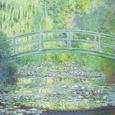 Den Japanske Bro, Åkandedam, 1899 Giant Art Print af Claude Monet