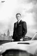 James Bond – Bond & DB5 - Skyfall plakat
