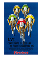 Bisiklet Yarışı Promosyonu Sanatsal Reprodüksiyon ilâ Lantern Press
