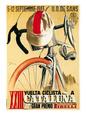 Cykling (vintagekunst) Posters