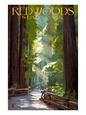 Landlige landskaber (dekorativ kunst) Posters