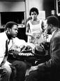 A Raisin In The Sun, Sidney Poitier, Ruby Dee, Louis Gossett Jr., 1961 Photo